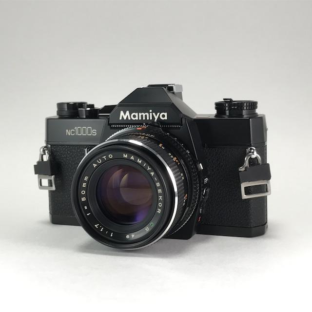 Mamiya NC1000S