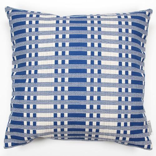 JOHANNA GULLICHSEN(ヨハンナ グリクセン) Zipped Cushion Cover Tithonus(ティトナス) Blue