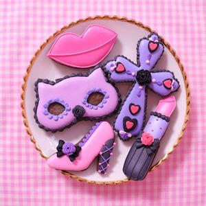 Girl'sハロウィンクッキーセット♡
