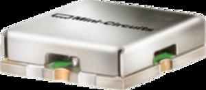 MVA-2000+, Mini-Circuits(ミニサーキット) | RF減衰器(アッテネータ), 10 - 2000 MHz
