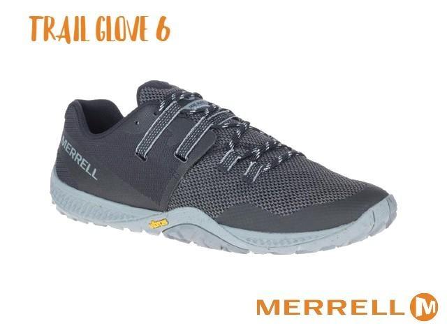 【merrell】 TRAIL GLOVE6(BLACK)