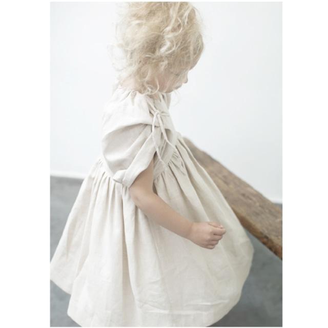 ANJA SHWERBROCK Linen Dress