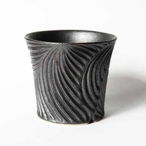 黒鎬植木鉢 (4)