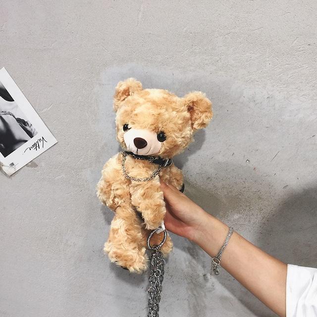 【小物】instagram人気クマかわいいキュートバック37029207