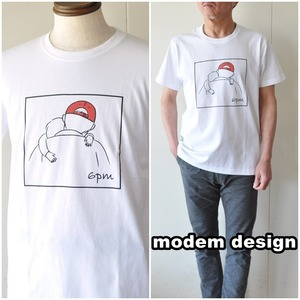 modemdesign モデムデザイン 半袖Tシャツ カットソー 2009068 メンズ