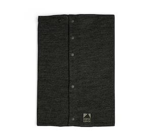SV Wool Neck Wrap [Charcoal Grey]