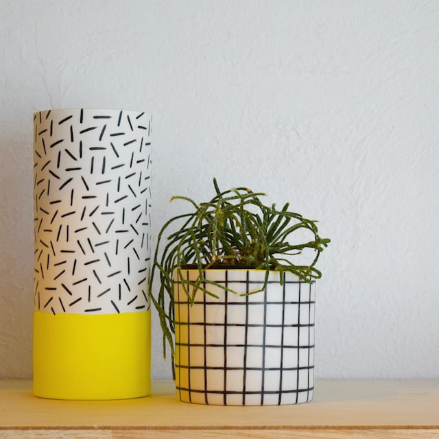 STEPH LIDDLE  Long Vase Dash