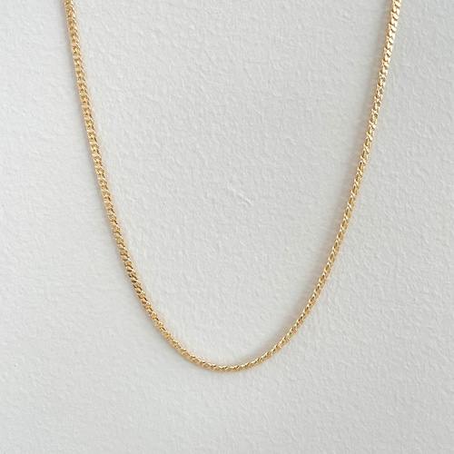 【GF1-125】20inch gold filled chain necklace