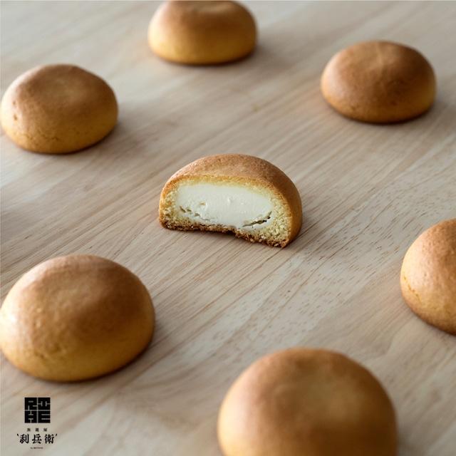 今までにない新感覚和菓子 『旅籠屋 利兵衛 はいチーズ』