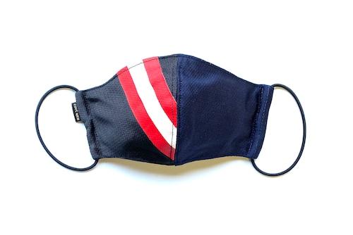 【夏用デザイナーズマスク 吸水速乾COOLMAX使用 日本製】SPORTS MIX MASK F0802128