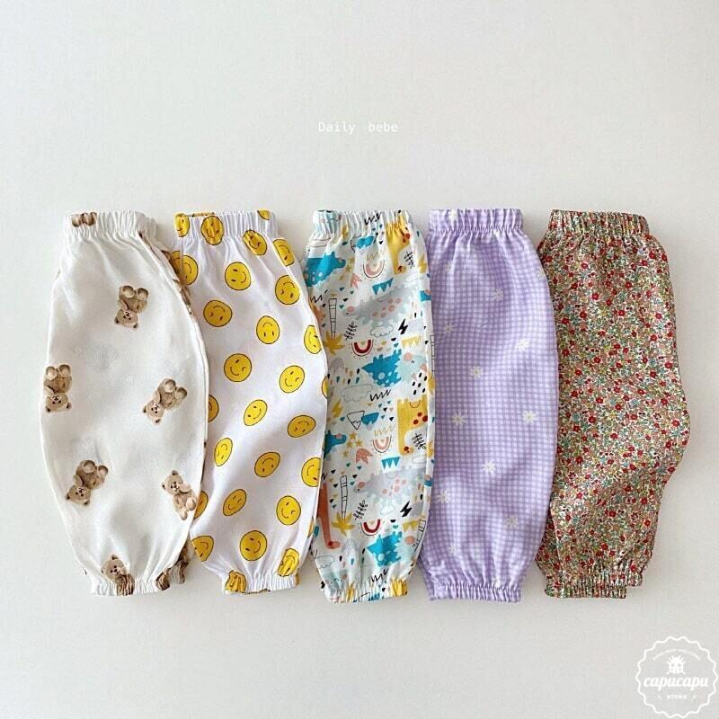 «sold out» Daily bebe Viscose pants 7colors  ビスコースパンツ