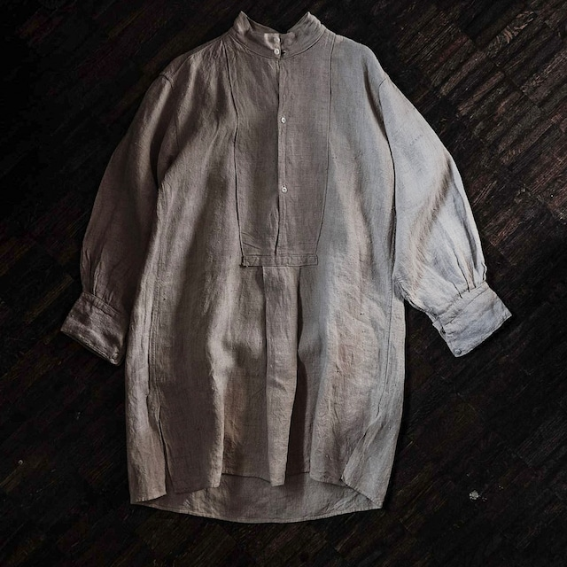 old linen grandpa shirt 2