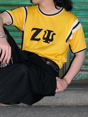 vtg nylon sports T-shirt