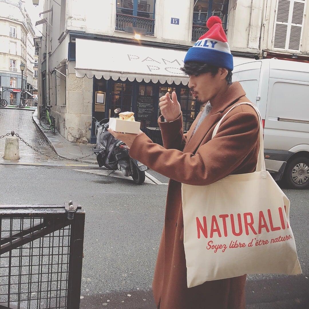Paris トートバッグ