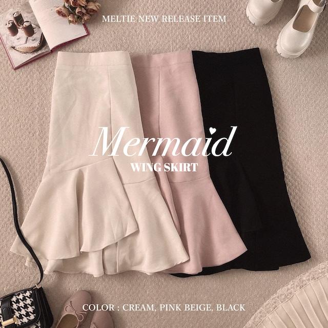 mermaid wing skirt