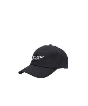 14812300【FRUIT OF THE LOOM/フルーツオブザルーム】NO COFFEE×FRUIT OF THE LOOM LOW CAP