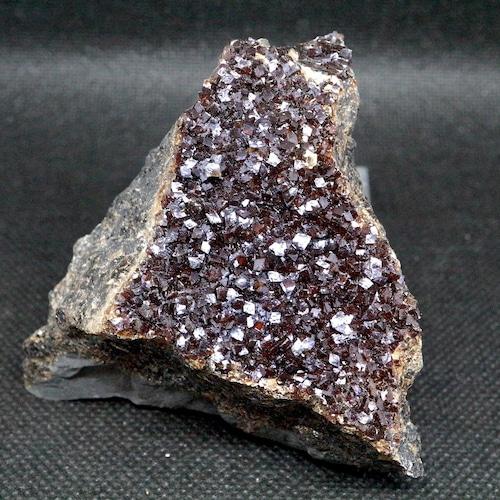希少!アイオワ州産 イリデッセント カルサイト   原石  188,5g IRI023 鉱物 天然石 パワーストーン