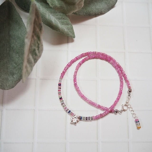 Sapphire Wrap Bracelet saltymood by SEARCH. 19385003-c