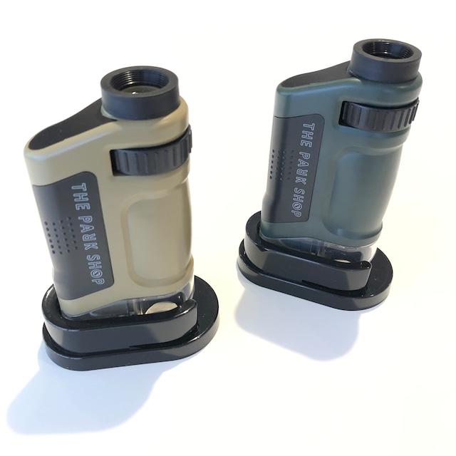 【21AW】THE PARK SHOP(ザ・パークショップ)parkranger microscope 顕微鏡