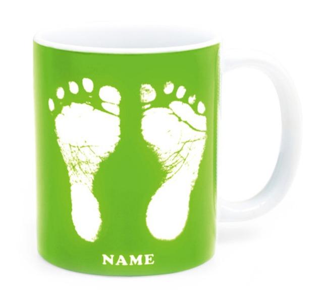 ai mug   B-type (LIGHT GREEN)