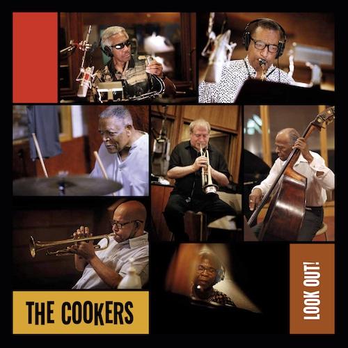 【ラスト1/LP】The Cookers - Look Out!