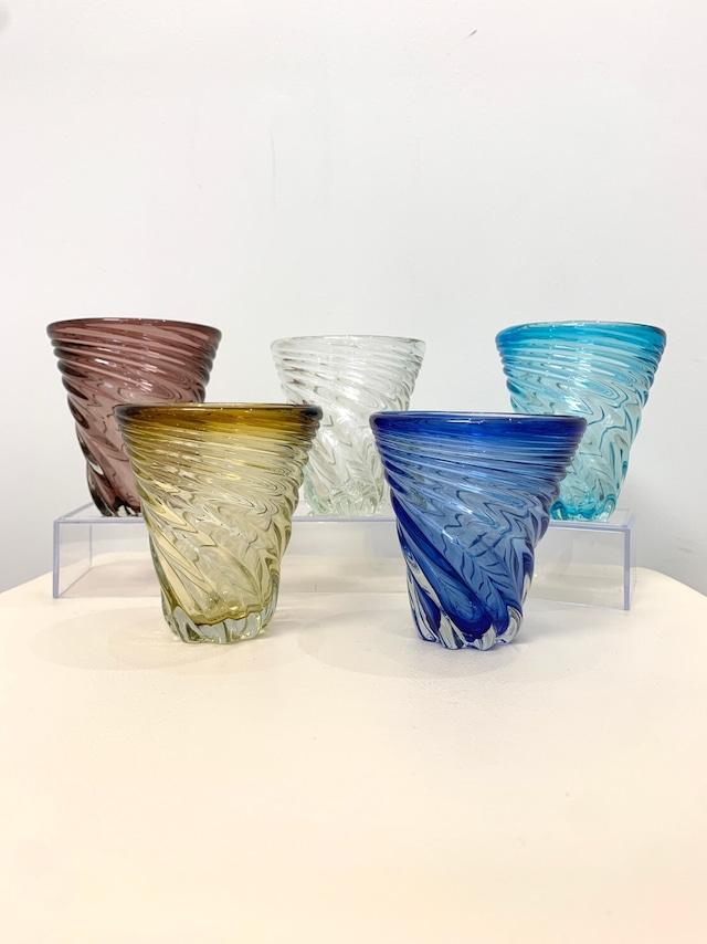 【ガラス工房清天】モールグラス