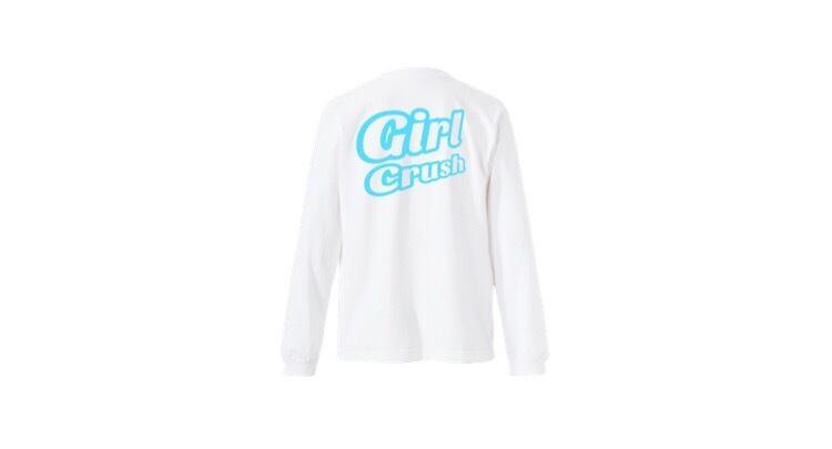 coguchi girlcrush long T-shirts (BL)