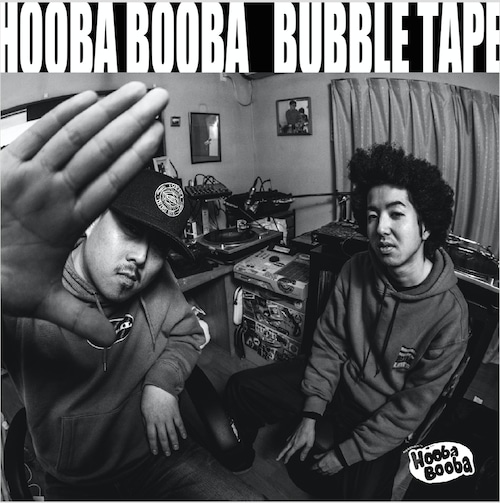 【ラスト1/LP】Hooba Booba(Arµ-2 & Yotaro)- Babble Tape