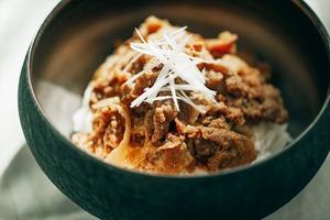 牛丼のアタマ(160g)