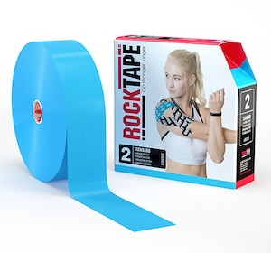 ロックテープ-32m-スタンダード / ROCKTAPE Standard BULK Blue  5cm*32m
