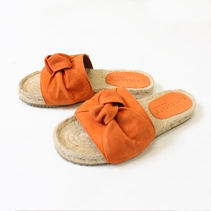 [SALE] LAOCOONTE(ラオコンテ) リボンサンダル