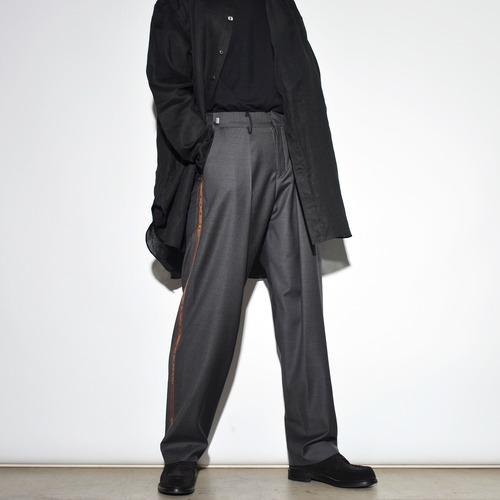 "All Matching Pants - ""CERRUTI"" 〈Gray〉"