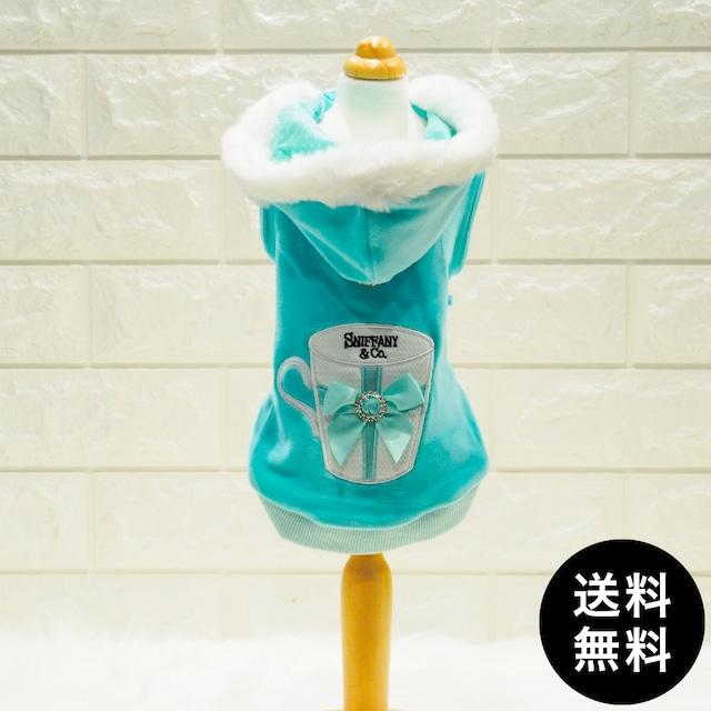 LunaBlue(ルナブルー)Sniffany Velour Hoodie(U.S.Aバージョン)Mug Cup ゆうパケット送料無料