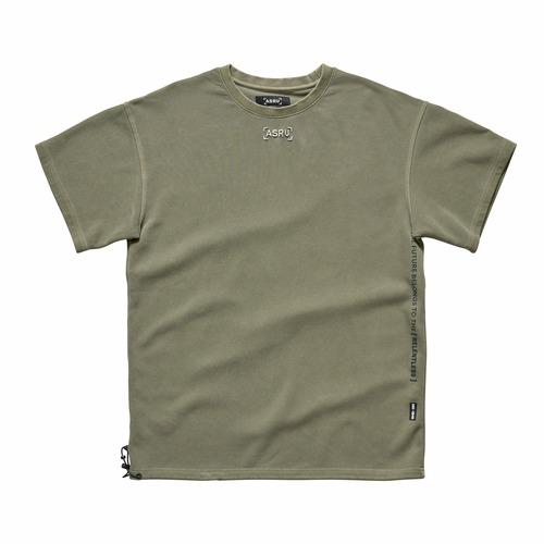 【ASRV】SilverPlus® テクニカルTシャツ - Olive