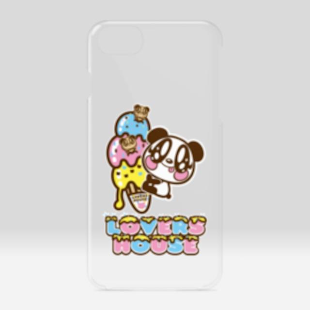 LOVERSHOUSE ice cream and Merry/スーパーラヴァーズアイホンケース6,7,8,SE2