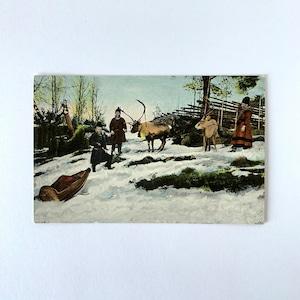 Antique Postcard No.032