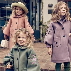 «sold out»«pourenfant» cloris coat 3colors クロリスコート