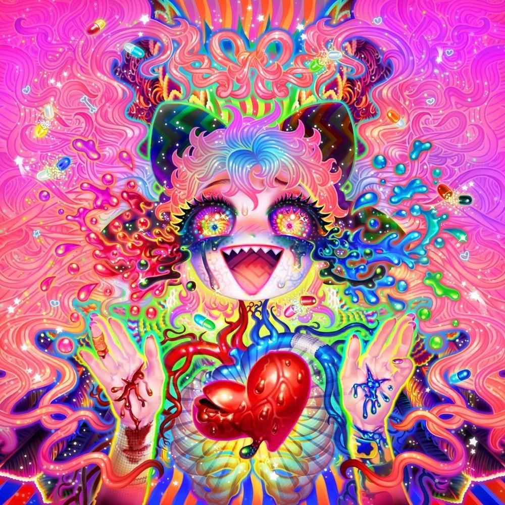 (CD) I WANNA BE A HAPPY - DJ TECHNORCH [TCNCD012]