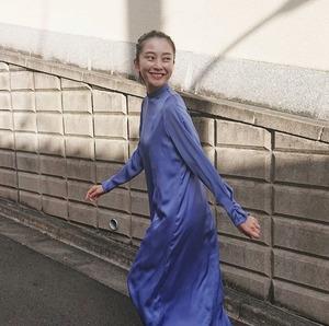 Roman monastic dress/saxe blue