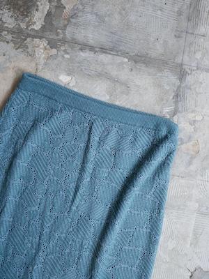 """""""DONNA"""" vintage knit skirt"""