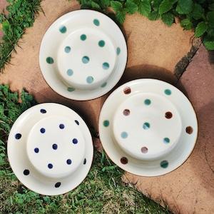 5寸皿平皿/点打ち