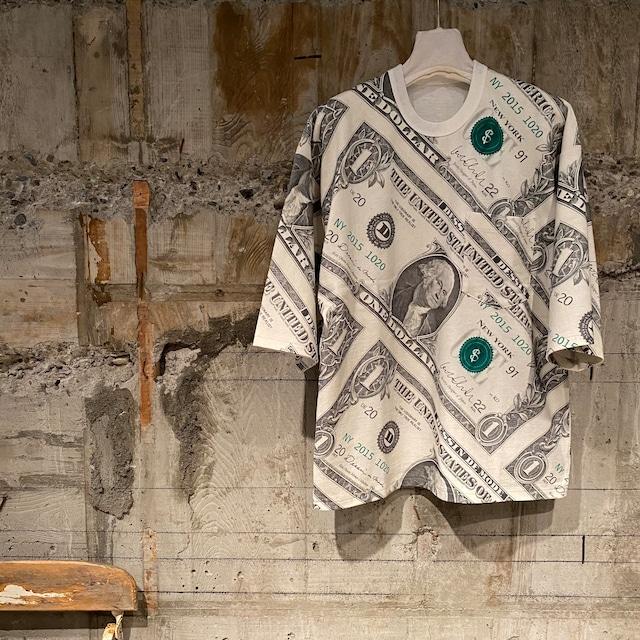 Dessin de Mode【デッサン ド モード】《KOTA OKUDA》天竺バイヤスTシャツ | KOK-03-30.