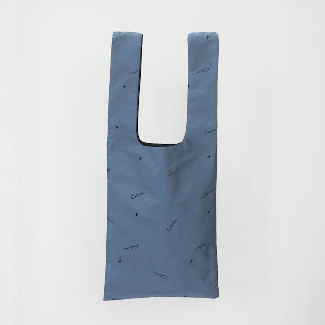 Charrm Original logo bag NO.1  -Smoke blue