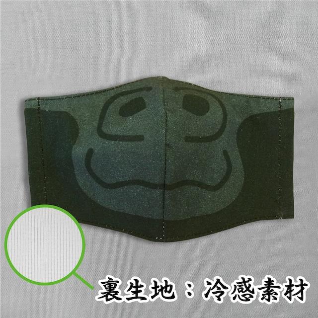 【冷感素材使用/受注販売】ゴリラ 動物マスク