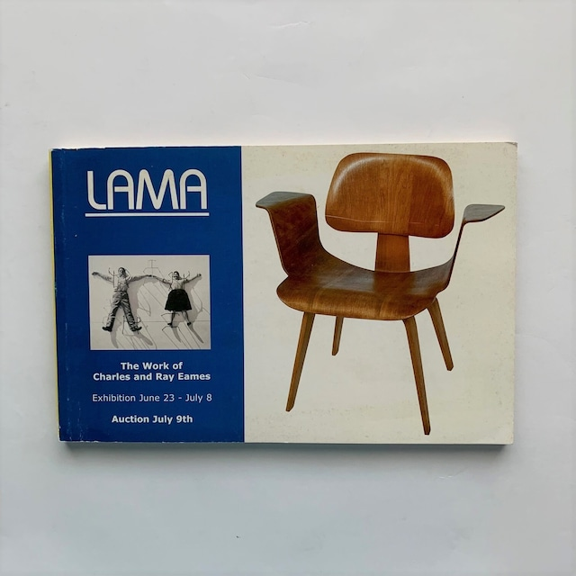 The Works of Charles and Ray Eames  /ロサンゼルス・モダン・オークション