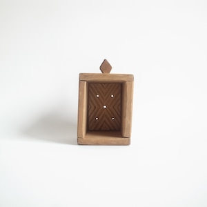 Wooden Cheese mould