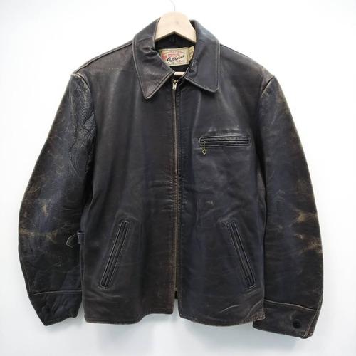 【HERCULES】50s' レザージャケット