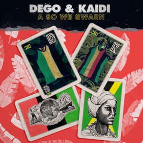 【LP】DEGO & KAIDI - SO WE GWARN -2LP Repress -