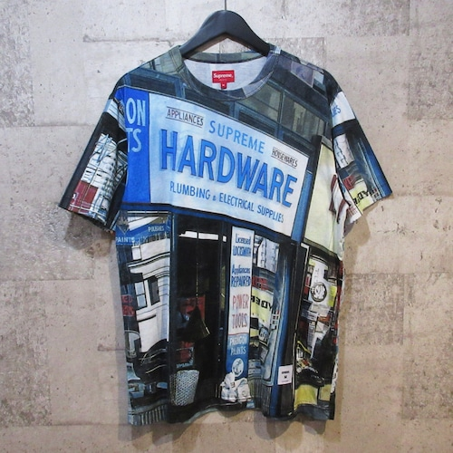 SUPREME 18SS Hardware S/S Top