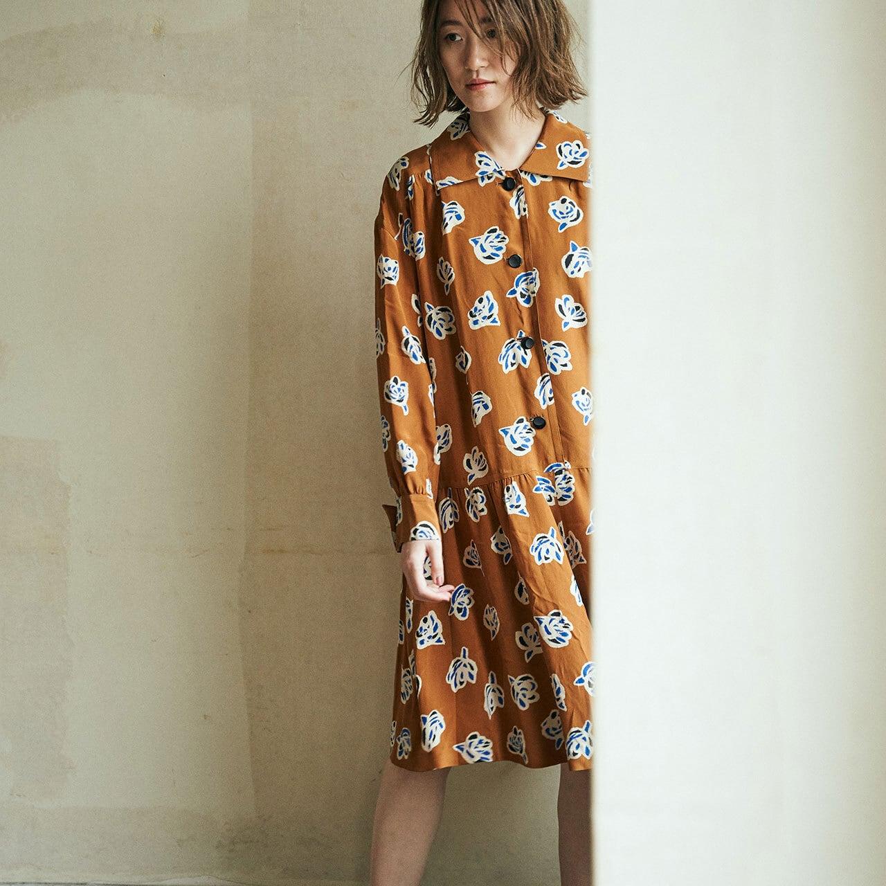 """""""Carven""""vintage dress"""